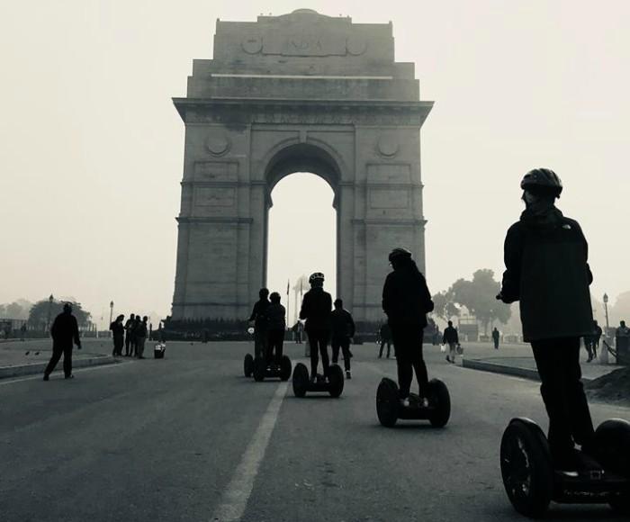Delhi Segway Tour