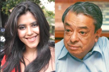 Ekta Kapoor Verghese Kurien, Balaji Motion Pictures movies, Shree Narayan Singh movies,