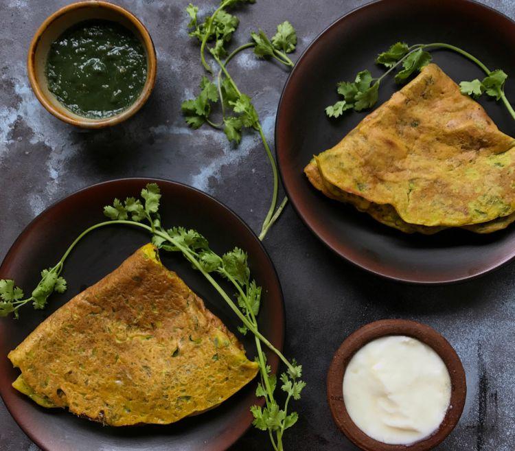 Green Chilla Recipe
