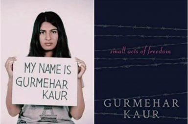 Gurmehar Kaur book