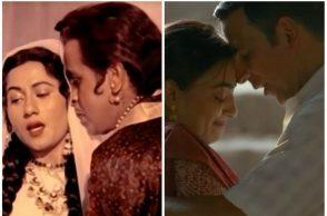 #HugDay, Bollywood hugs, Ashok Kumar, Raj Kapoor, Dilip Kumar, Rajesh Khanna, Shah Rukh Khan, DDLJ, Ranbir Kapoor,