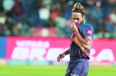 Imran Tahir, Imran Tahir racial abuse, Imran Tahir racially abused, Imran Tahir Pink ODI, India vs South Africa Pink ODI, Imran Tahir CSK