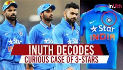 InUth Decodes: Why there are only three stars above BCCI logo on Indian cricket team jersey?