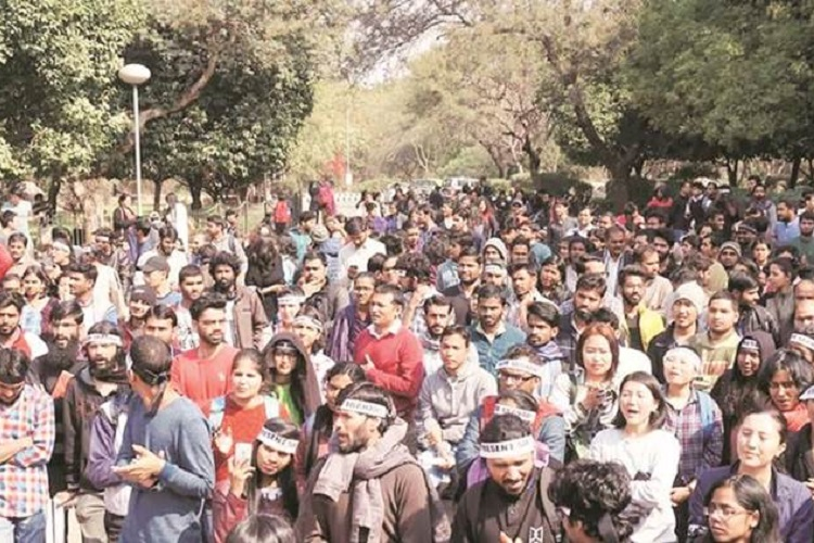 Understanding the JNU attendance standoff: How protests turned intoFIRs