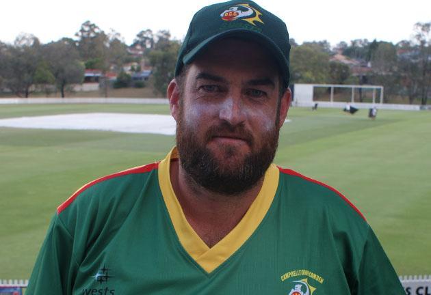 Jarred Burke/ Photo: cricket NSW