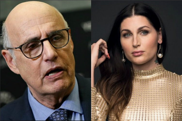 Time's truly up: Award-winning actor Jeffrey Tambor fired over sexual harassment charges