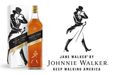 Johnnie Walker, Jane Walker, Scotch, Female Edition