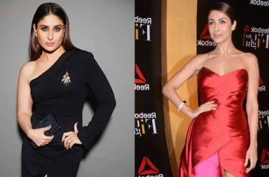 Kareena Kapoor, Malaika Arora in asymmetric outfits