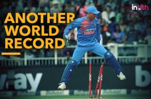 MS Dhoni, MS Dhoni wicketkeeping records, Most catches in T20 cricket, Most catches in T20I cricket, Most dismissals in T20I cricket, MS Dhoni T20I records, India vs South Africa 1st T20I, IND vs SA 1st T20I 2018