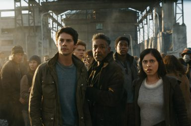 Maze Runner, The Death Cure, Dylan O'Brien