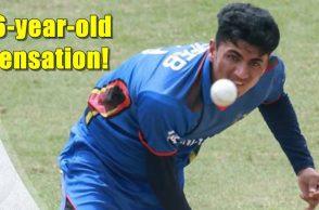 Mujeeb Zadran ODI records, Youngest to take five-wicket haul in ODIs, Mujeeb Zadran first five-wicket haul, Afghanistan vs Zimbabwe 4th ODI, AFG vs ZIM 4th ODI, Mujeeb Ur Rahman, Mujeeb Zadran five wickets video