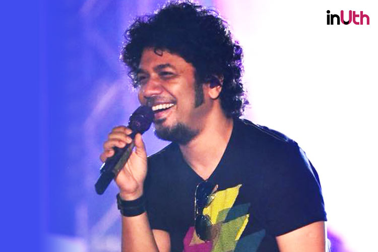 Singer Papon in trouble for 'affectionately' kissing minor