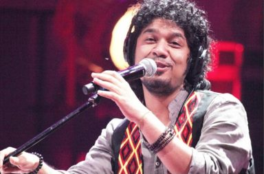 Papon, Papon controversy, Voice of India Kids, Papon minor kiss, Papon kiss girl