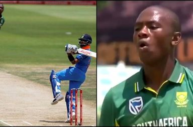Virat Kohli, Kagiso Rabada, Virat Kohli's answer, India vs South Africa 2nd ODI, IND vs SA 2nd ODI, Virat Kohli vs Kagiso Rabada
