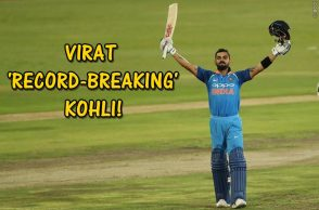 Virat Kohli ODI records, Most centuries by a captain in bilateral ODI series, Most runs by a captain in ODI series, Most runs by a batsman in ODI series, India vs South Africa 2018 ODI series, IND vs SA 6th ODI, Virat Kohli 35th ODI century, George Bailey captaincy record, Rohit Sharma most runs in ODI series record, Highest average in ODI series as captain