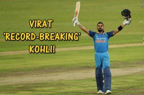 Virat Kohli ODI records, Most centuries by a captain in bilateral ODI series, Most runs by a captain in ODI series, Most runs by a batsman in ODI series, India vs South Africa 2018 ODI series, IND vs SA 6th ODI, Virat Kohli 35th ODI century, George Bailey captaincy record, Rohit Sharma most runs in ODI series record, Highest average in ODI series as captain