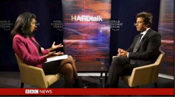 Shah Rukh Khan Davos, SRK BBC interview