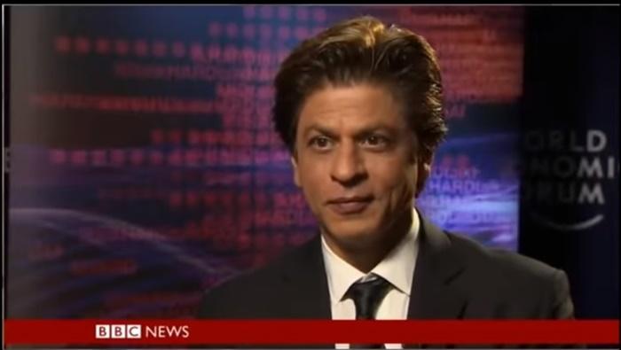 Shah Rukh Khan BBC interview