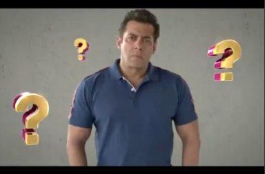Salman Khan, Salman Khan TV show, Salman Khan Dus ka Dum, Salman Khan movies 2018