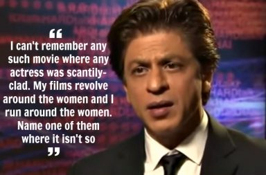 Shah Rukh Khan , Shah Rukh Khan World Economic Forum, Shah Rukh Khan womens' rights