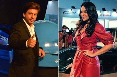 Auto Expo 2018: Shah Rukh Khan and Sonakshi Sinha grace the event