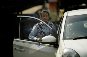 Shanno Begum, Female, Taxi Driver