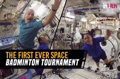 Space Badminton Tournament