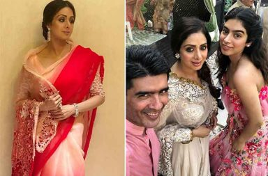 Last photos of Sridevi from nephew Mohit Marwah's wedding