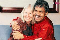 This Indian man cycled 7000 km to meet his Swedish wife and they lived happily ever after