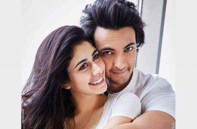 Aayush Sharma spotted with Warina Hussain