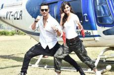Baaghi 2 Trailer Launch pics