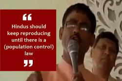 Facepalm Alert: BJP MLA Wants Hindus To Keep Reproducing As There's No Birth Control Law