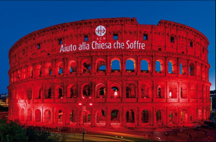 Why Has Rome's Colosseum Turned Red? The Answer Lies With Pakistan