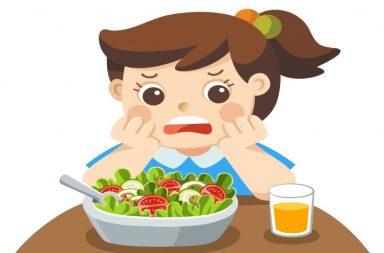 bizarre food phobias