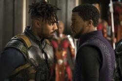 'Black Panther' is Marvel's most political film yet. Do. Not. Miss. It