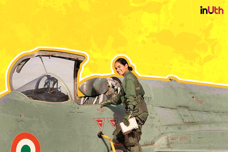 IAF gets its first woman solo fighter pilot