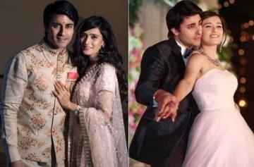 Gautam Rode-Pankhuri Awasthy wedding pics