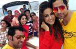 Hina Khan vacation pics