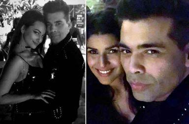 Karan Johar Valentine's party pics