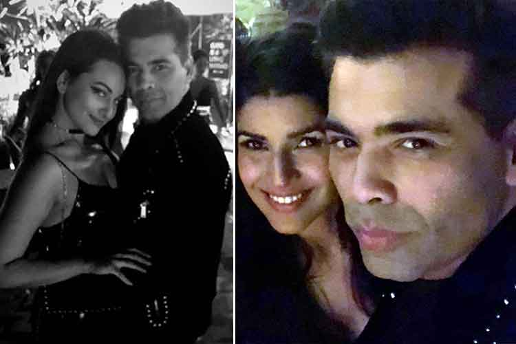 Karan Johar Valentine's party photos