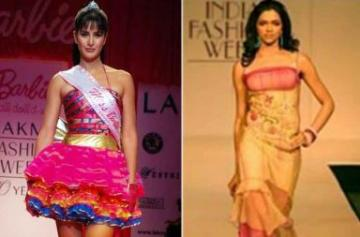 Lakme Fashion Week: Unmissable ramp debuts of Bollywood celebs