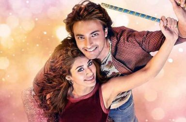Loveratri First Look pics