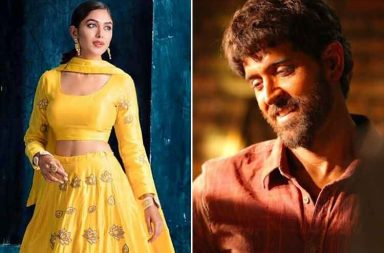 IN PICS: Meet Mrunal Thakur who plays Hrithik's love interest in Super 30