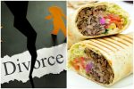 In today's WTF news, Egyptian woman divorces husband for not buying her a shawarma