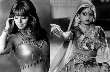 Remembering Sridevi: Rare pictures of Bollywood's 'Chandni'