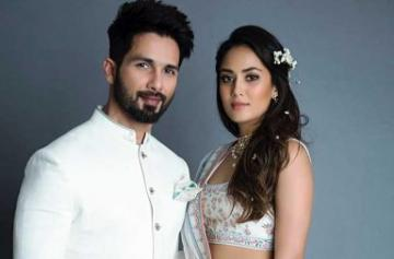 Lakme Fashion Week 2018: Shahid-Mira walk the ramp on Day 1