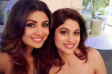 Shilpa Shetty celebrates sister Shamita's birthday