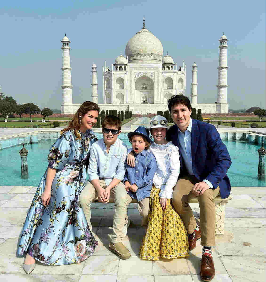 Justin Trudeau Prime Minister Of Canada Poses For A: These Pictures Prove Justin Trudeau Binge Watched Sooraj