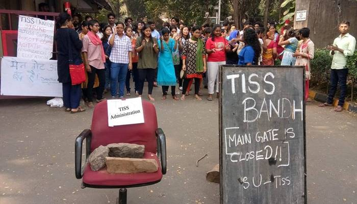 Why Are Students Of All The Campuses of TISS Up In Arms?