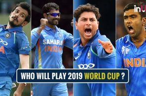 Who will play 2019 World Cup? Jadeja-Ashwin or Kuldeep-Chahal
